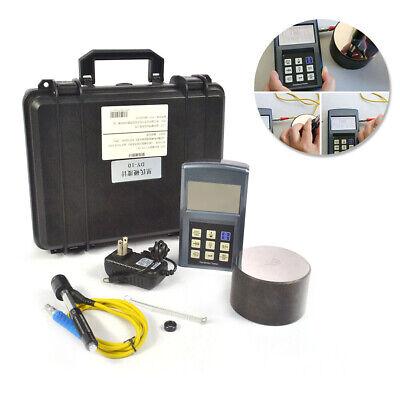 Portable Leeb Hardness Tester Metal Hardness Meter With Calibration Block New