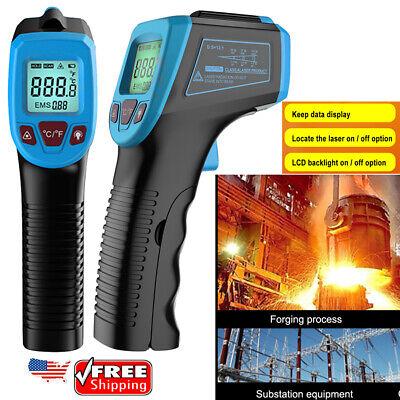 Infrared Thermometer Non-contact Digital Laser Temperature Gun -581112 Usa