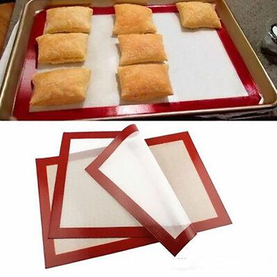 Silicone Baking Mat Heat Resistant Liner Oven Sheet Mats Kitchen Bakeware Tool