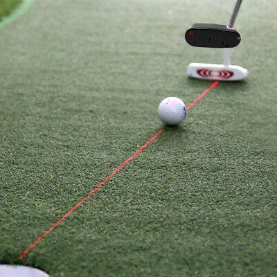 Golf Laser Swing Beginner Training Gesture Alignment Grip Teaching Practice (Laser Alignment Training)