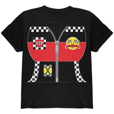 Halloween Hot Rod Costume Racing Youth T Shirt](Hot Rod Halloween)