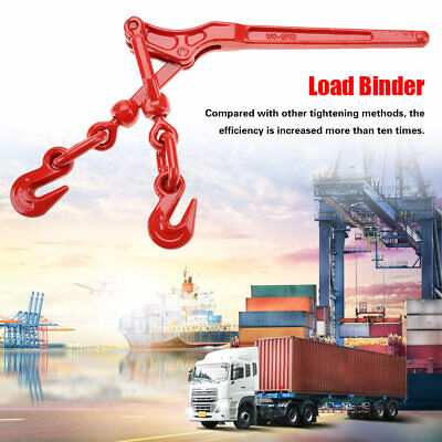 New Steel Load Binder Lever 14-516 Chain Hook Tie Down Rigging Equipment Usa