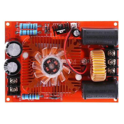Dc 10a Zvs Tesla Coil Marx Generator High Voltage Transformers Driver Board