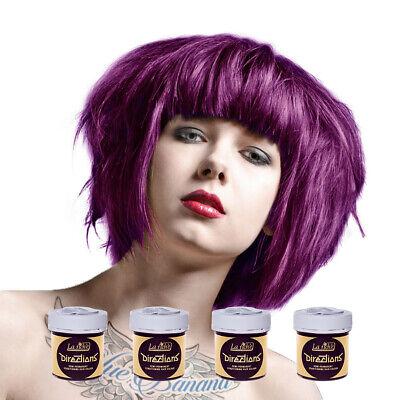 La Riche Directions Haartönung - Plum Violett Auswaschbare - Lila Auswaschbare Farbe