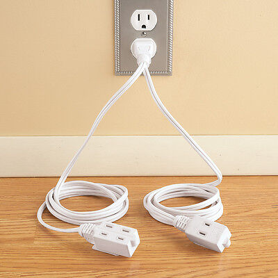 Double Ended Extension Cord, by Collections Etc