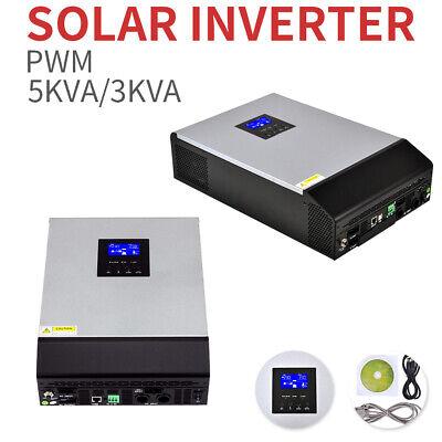 Solar Power Inverter Off Grid 35kva 2448vdc - 230vac Pure Sine Wave Inverter