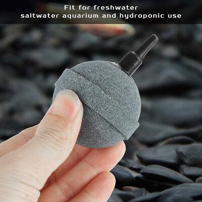 10pcs Air Bubble Disk Stone Aerator Aquarium Fish Tank Pond Hydroponic Oxygen US