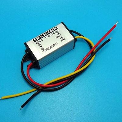 Dc12v To Dc9v 6a 54w Converter Step Down Power Supply Regulator Module