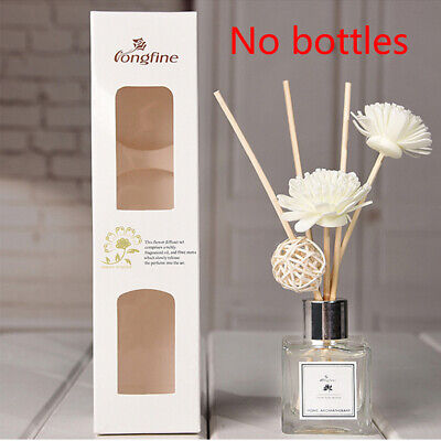 UK Reed Diffuser Gift Set Boxed Aroma Rattan Stick Fragrance Scent Perfume Set