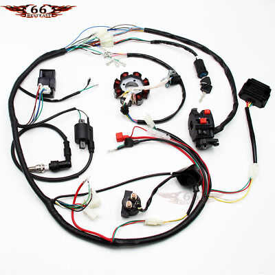 350cx Wiring Harness Adapter