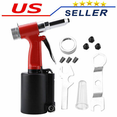Pneumatic Air Hydraulic Rivet Gun Riveter Riveting Tool 332 18 532 316