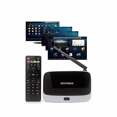 Used, BEST CS918 Quad Core Android 4.4 TV Box Player XBMC HDMI WiFi 1080P 1GB 8GB USA for sale  USA