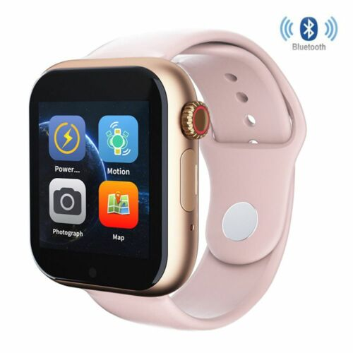 Smart Watch Wristwatch SMS Call Sync Camera Control for Samsung iPhone LG Huawei Cell Phones & Accessories