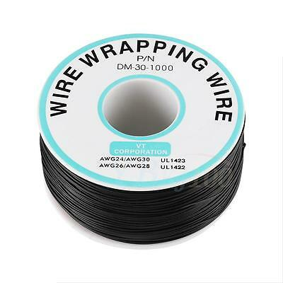 0.25mm Wire-wrapping Wire 30awg Cable 250m Copper Black Hot