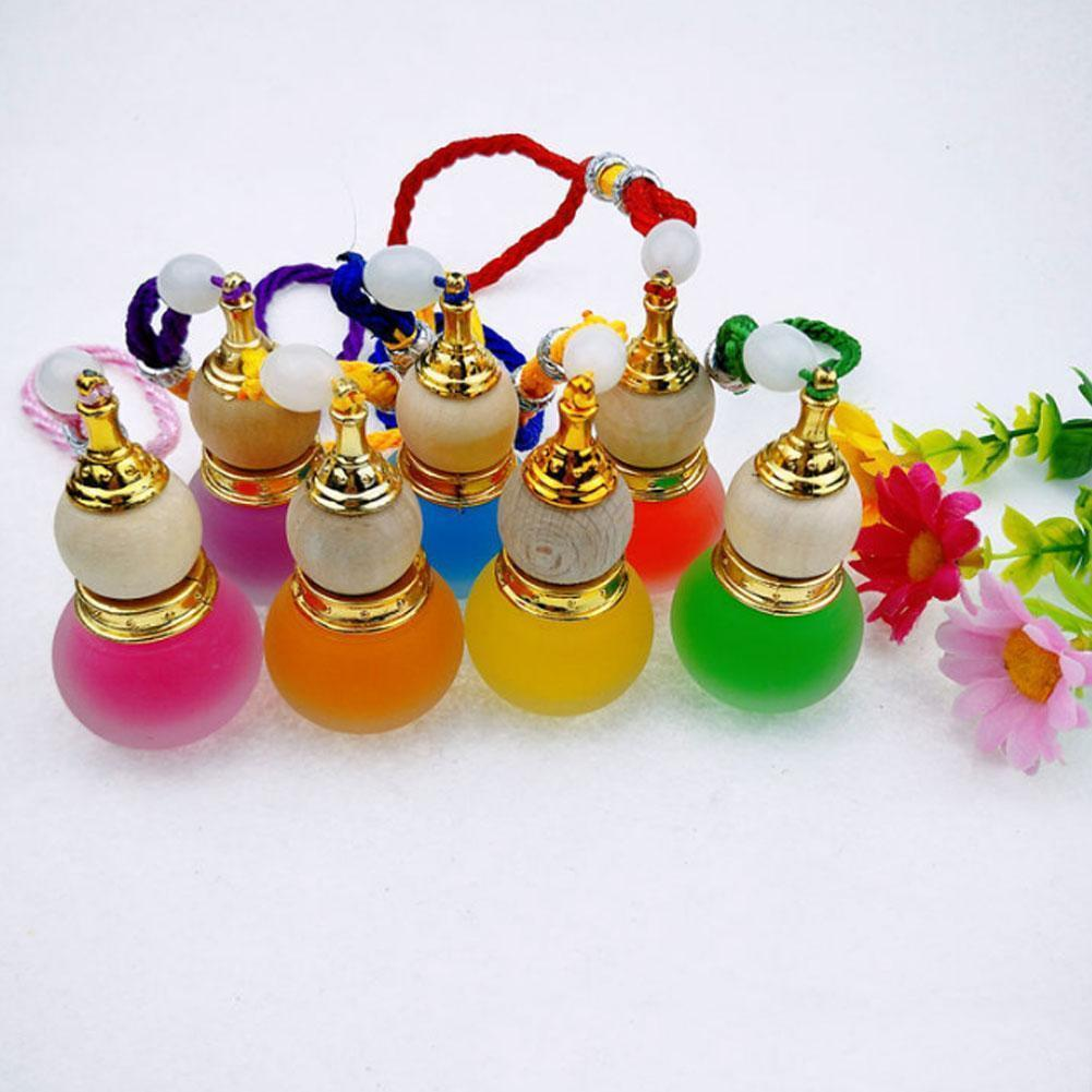 7 Color Hanging Perfume Automotive Supplies Air Freshener Go