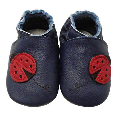 YIHAKIDS Unisex Baby Shoes Moccasin Soft Sole Leather Slipper 0-36Months