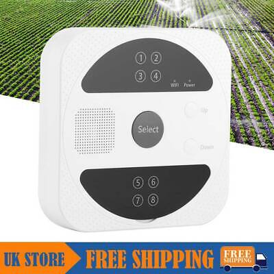 Wifi Digital Irrigation System Set Automatic Watering Garden Hose Watering Timer