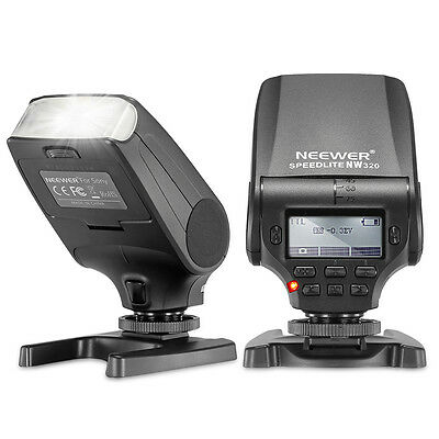 Neewer NW320 TTL Flash Speedlite for Sony A7 A7S/A7SII A7R/A7RII A7II NEX6 HX50