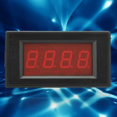 3 Digit Red Led Digital Display Panel Meter Dc 5v-20v50v-200v Voltage Meter