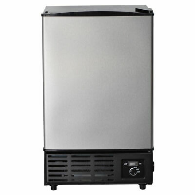 Smeta Built-In Commercial Ice Maker Undercounter Freestanding Ice Cube Machine