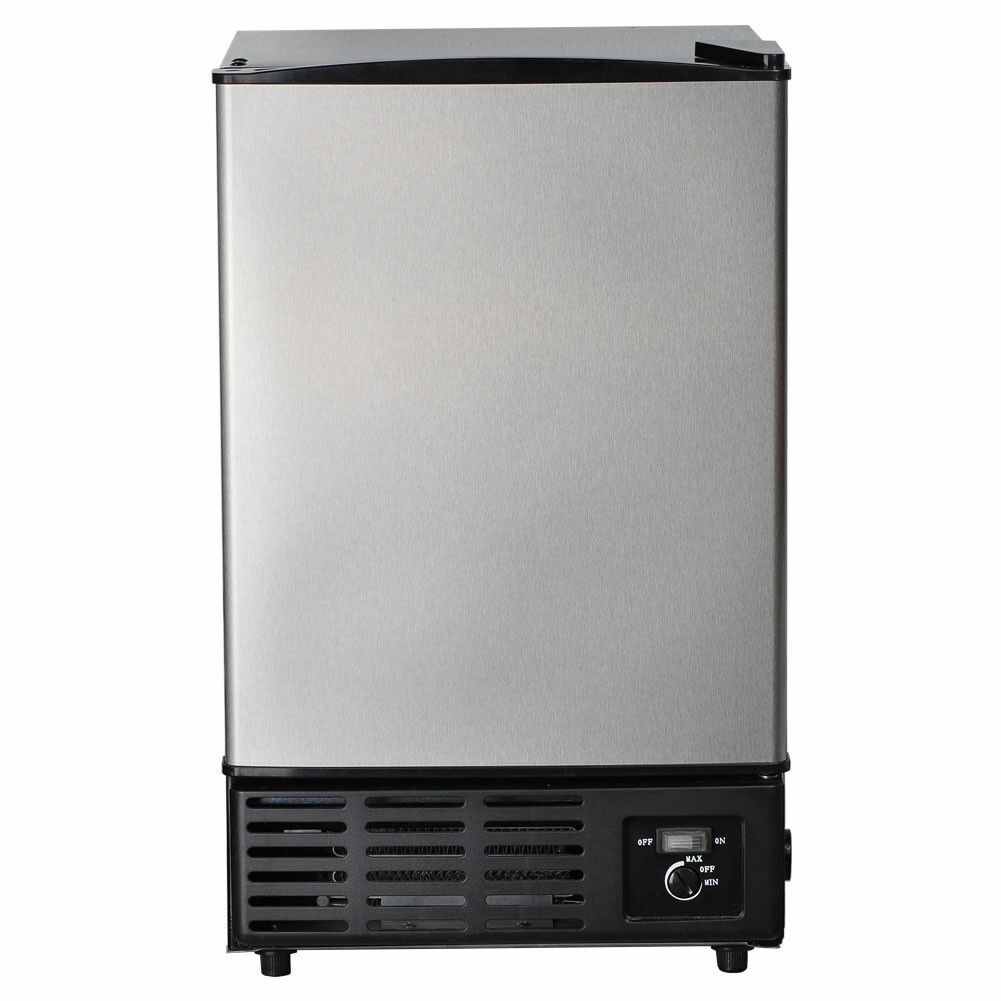 smeta built in commercial ice maker undercounter