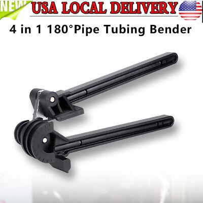 180 Manual Pipe Tube Bender Set 14 516 38 12 For Copper Aluminum Pipe