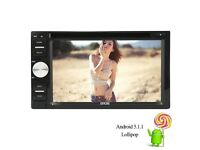 Android 5.1 - 2 Din GPS Car Stereo DVD Player