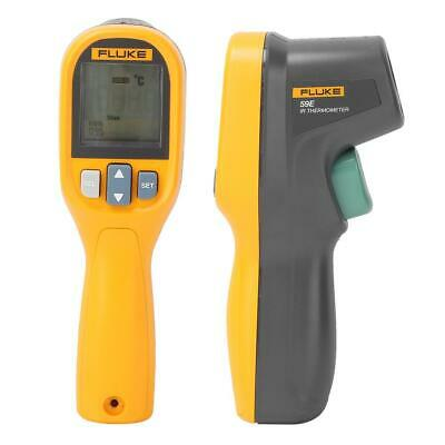 Fluke 59e -30 C350 C Handheld Ir Infrared Thermometer Temp Tester