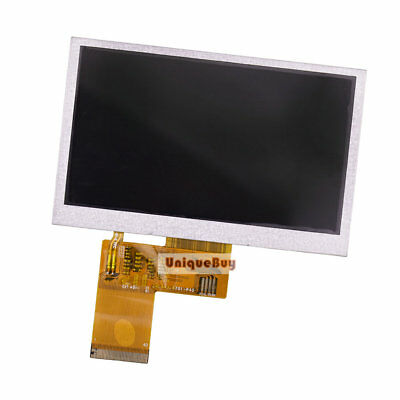 4.3 Tft Lcd Screen Display Module For Mp4gpspsp 480x272 40pins Replacement