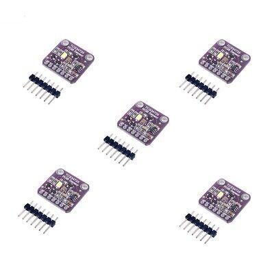 5pcs Gy-tcs34725 Rgb Light Color Recognition Sensor Breakout Module For Arduino