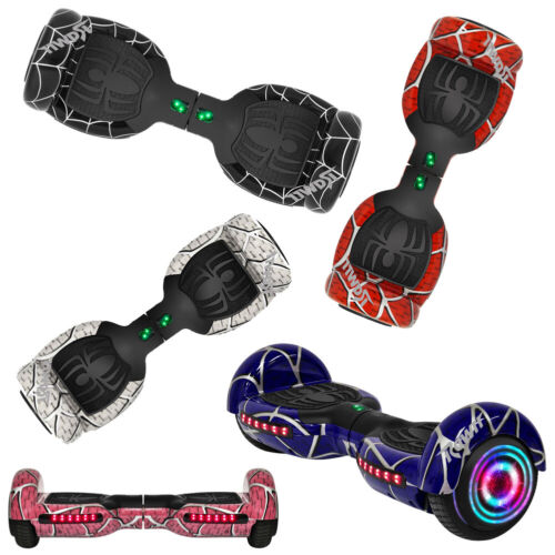 Two Wheel Electric Balancing Scooter for Kids Adults, Bluetooth, Spider, UL2272