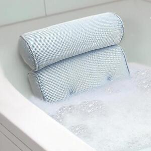 New - HOME SPA BATH PILLOW - MAKE YOUR BATH A WONDERFUL EXPERIENCE!!