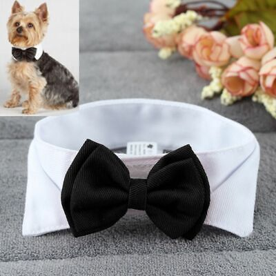 w Ties For Dogs High Quality Polyester Comfortable Neck Wear (Dog Bow Ties)