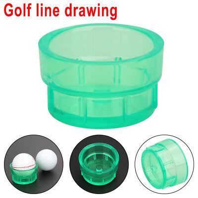 Golf Ball Line Liner Marker Pen Template Alignment Marking Tool Putting Aids
