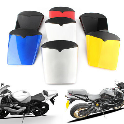 REAR PILLION SEAT COWL FAIRING COVER FOR TRIUMPH DAYTONA 675 2009 2012