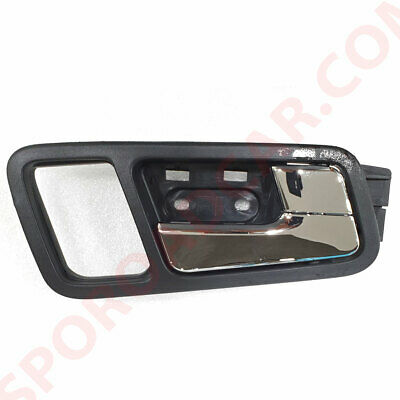4Pcs Exterior Outside Door Handle Front Rear Left Right For Kia Sportage 2005-10