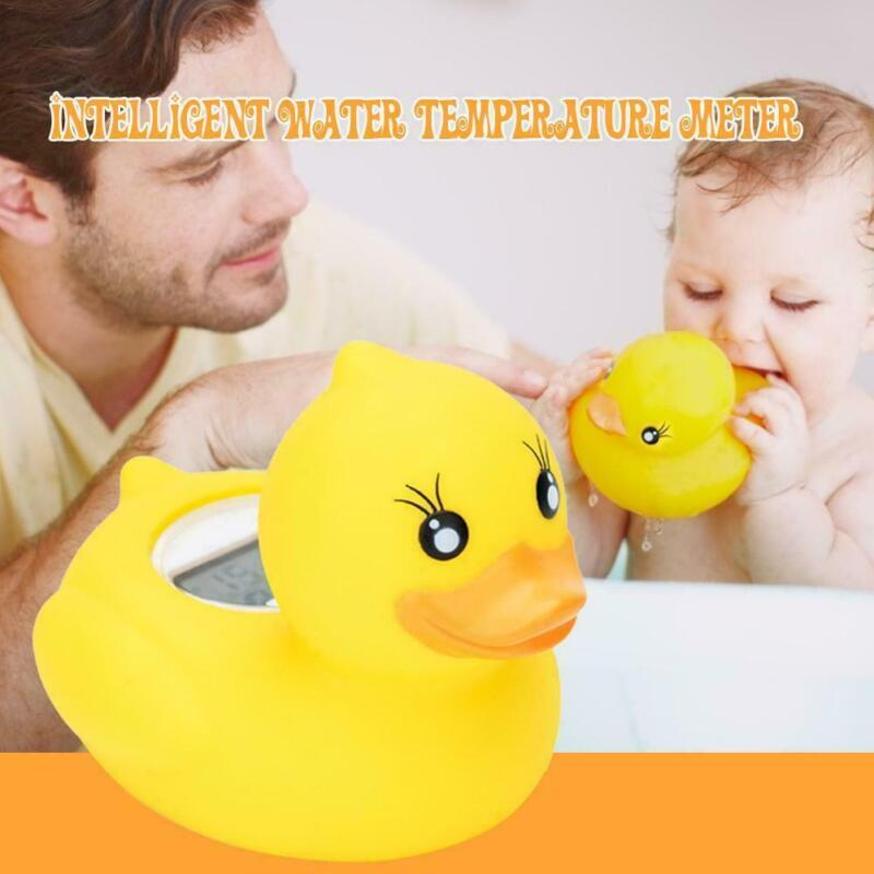 Duck Bath Safety Thermometer Baby Water Temperature Digital Sensor Monitor Toys
