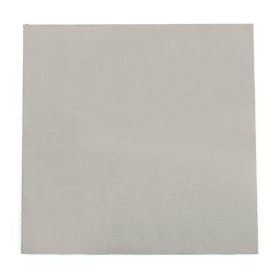 100mmx100mmx1mm Tc4gr5 1mm Thick Titanium Alloy Metal Plate Ti Sheet Silver