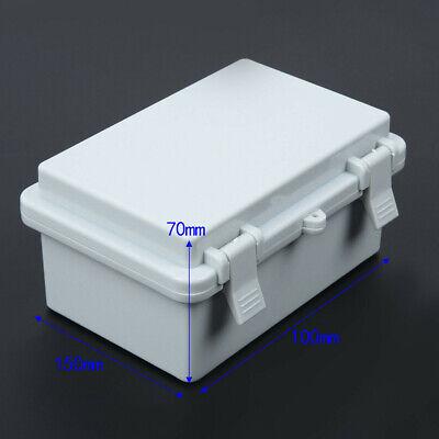 Electrical Enclosure Plastic Junction Box Ip65 Weatherproof Waterproof