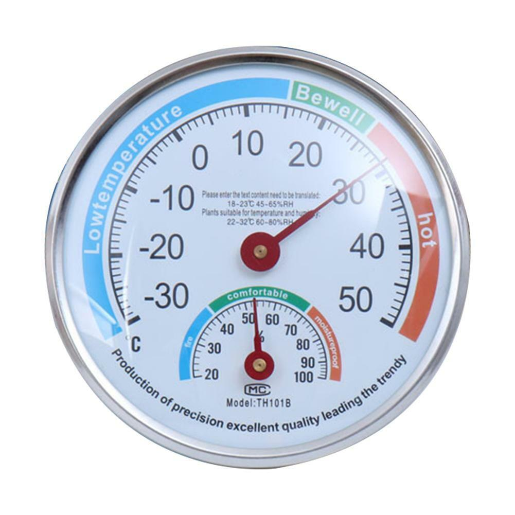 High-precision Thermometer Hygrometer Baby Room Wet And Dry