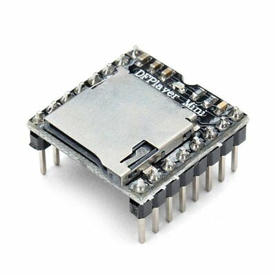 Tf Card U Disk Mini Mp3 Player Audio Voice Module For Arduino Dfplay Min Board