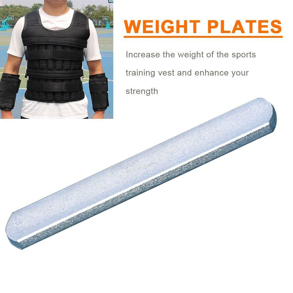 200g Steel Sheet Plate For Adjustable Weighted Workout Vest