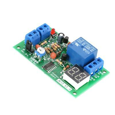 Dc 12v Led Display Countdown Time Delay Relay Module Timer Timing Board Switch