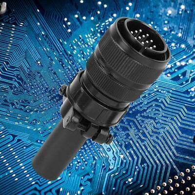 Male 14 Pin Plug For Miller Hobart Thermal Tig Welding For Miller Welder New