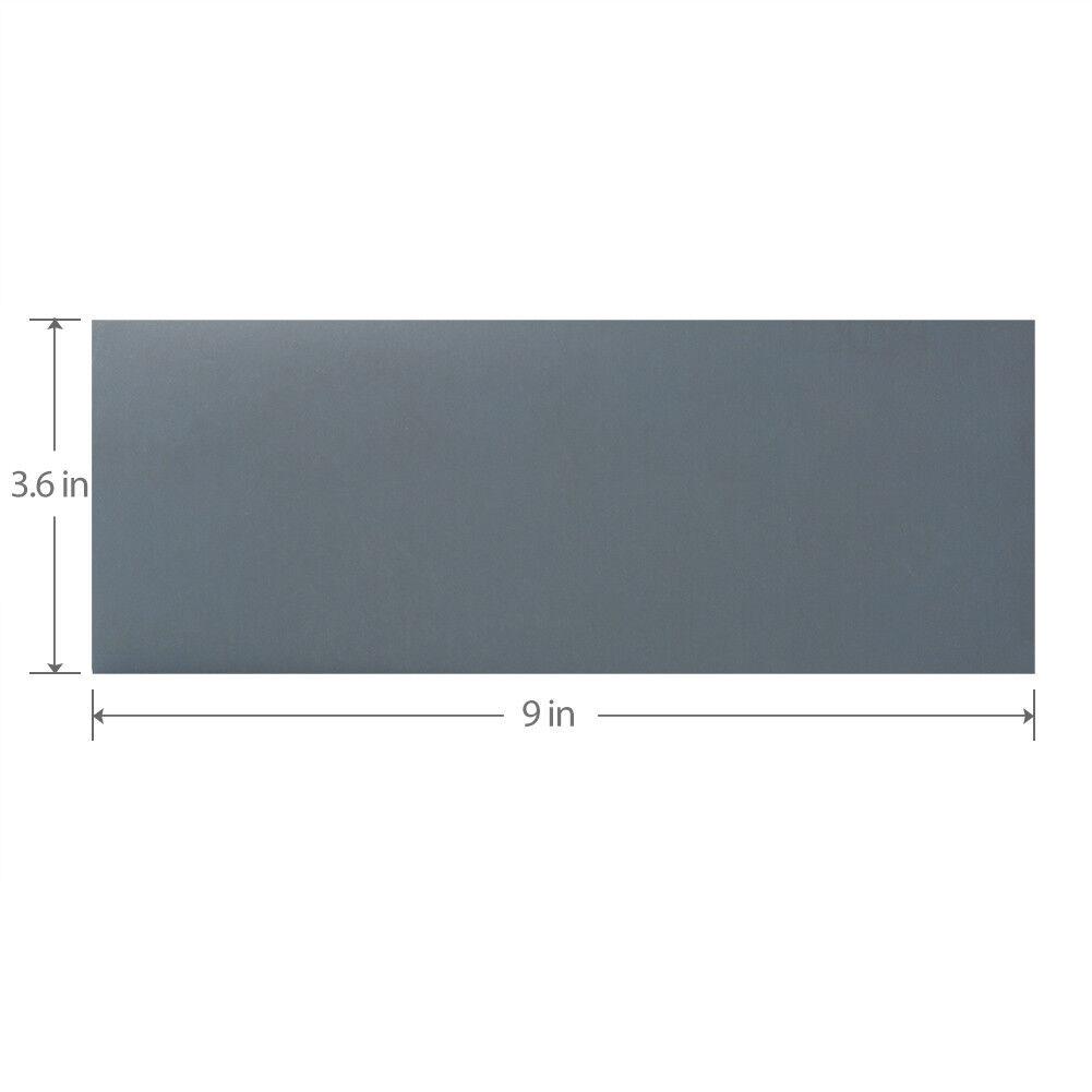 Wet Dry Sandpaper 80 -3000 Grit Assortment 9x3.6'' Abrasive Paper Sheet Sanding 5