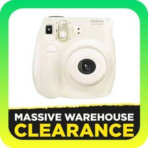 Fujifilm Instax Mini 7s Polaroid Camera (White) Tullamarine Hume Area Preview