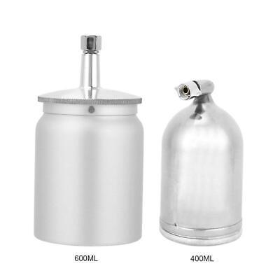 Paint Tank Cup Pot Aluminum Alloy for KOPO W-71 Pneumatic Painting Spray Gun ec