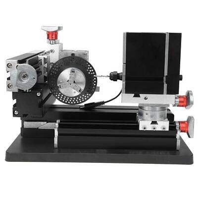 100-240v All-metal Drilling Milling Machine High Power 60w Diy Tool Xyz Shaft