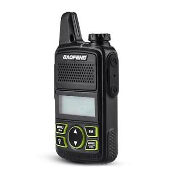 Baofeng Mini 9100 walkie talkie