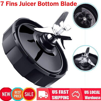 7Fin Extractor Blade Blender Replacement Parts For Nutri Ninja Juicer 1000/1500W